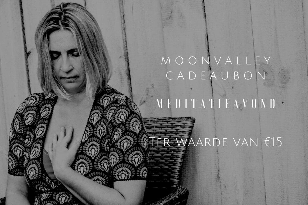 Moonvalley Cadeaubon - Meditatieavond